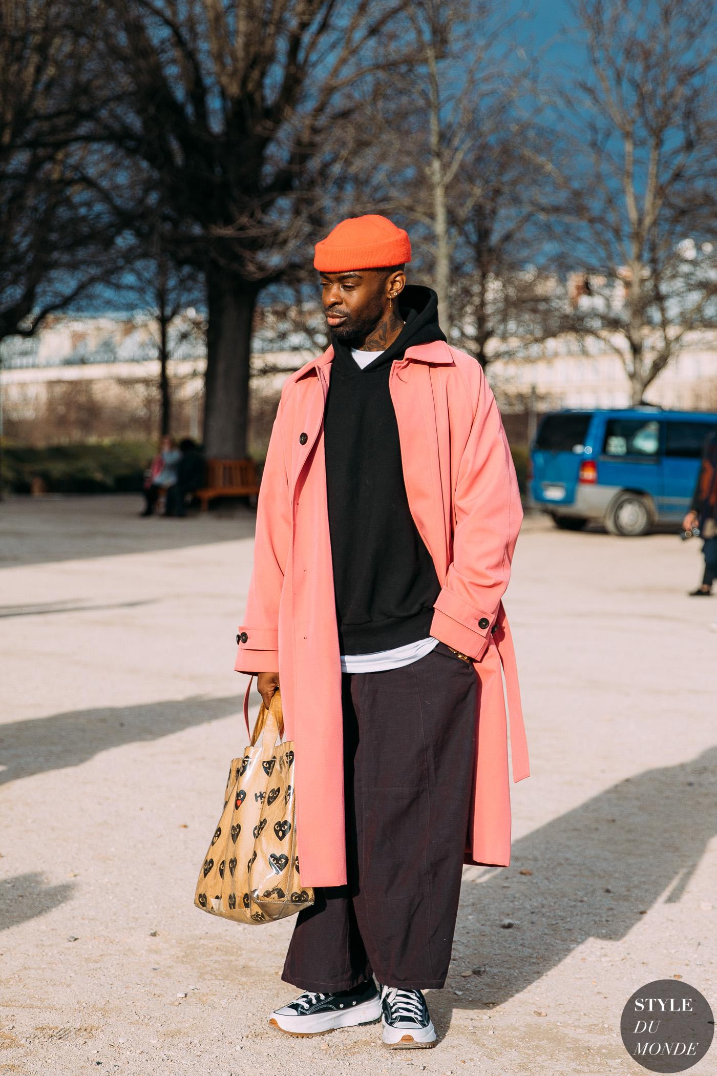 Paris Men's Fashion Week Fall 20 Street Style   STYLE DU MONDE ...