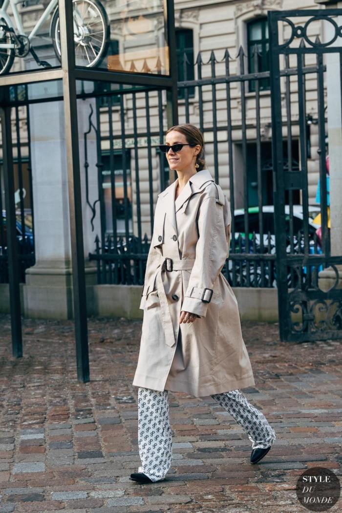 Copenhagen FW Fall 2019 Street Style: Cecilie Thorsmark