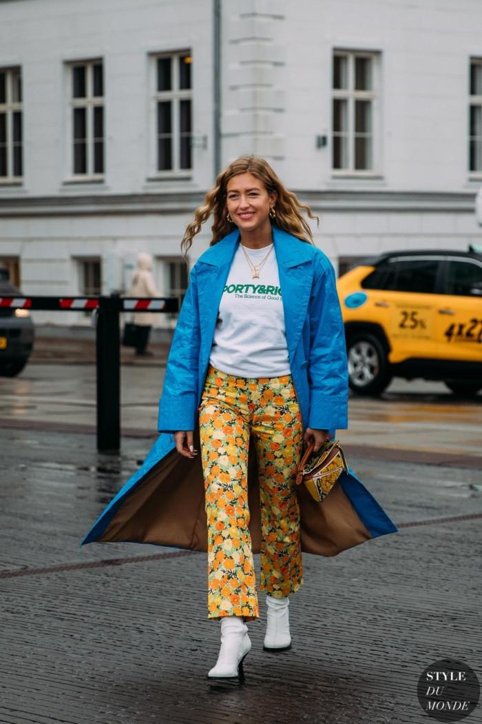 Copenhagen FW Fall 2019 Street Style: Emily Sindlev