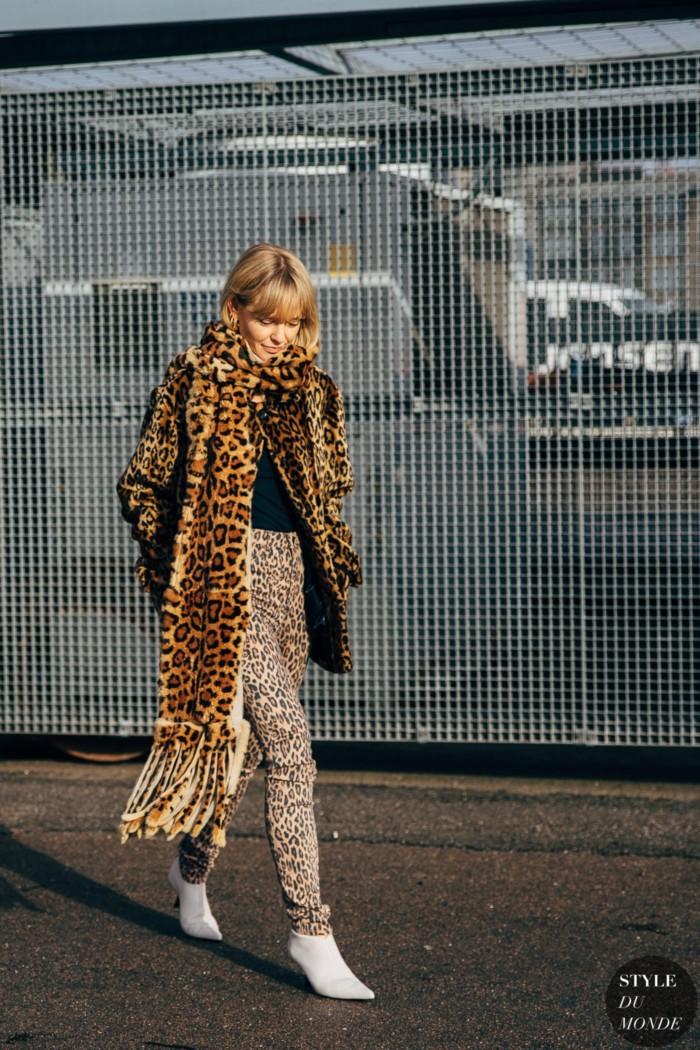 Copenhagen FW Fall 2019 Street Style: Jeanette Friis Madsen