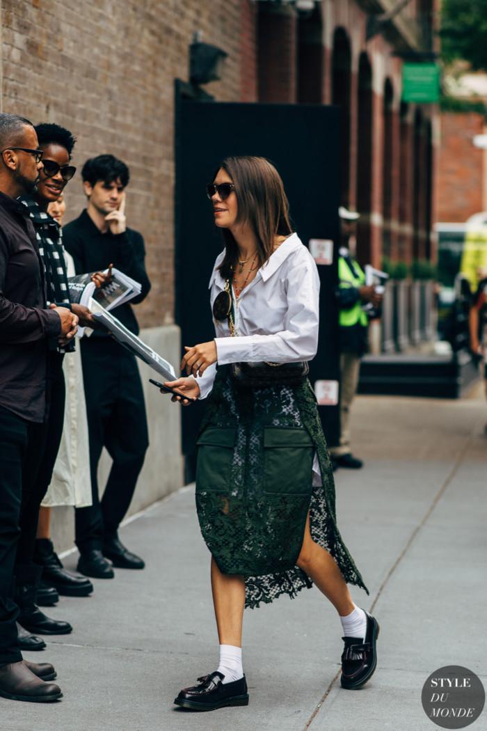 New York SS 2020 Street Style: Julia Gall