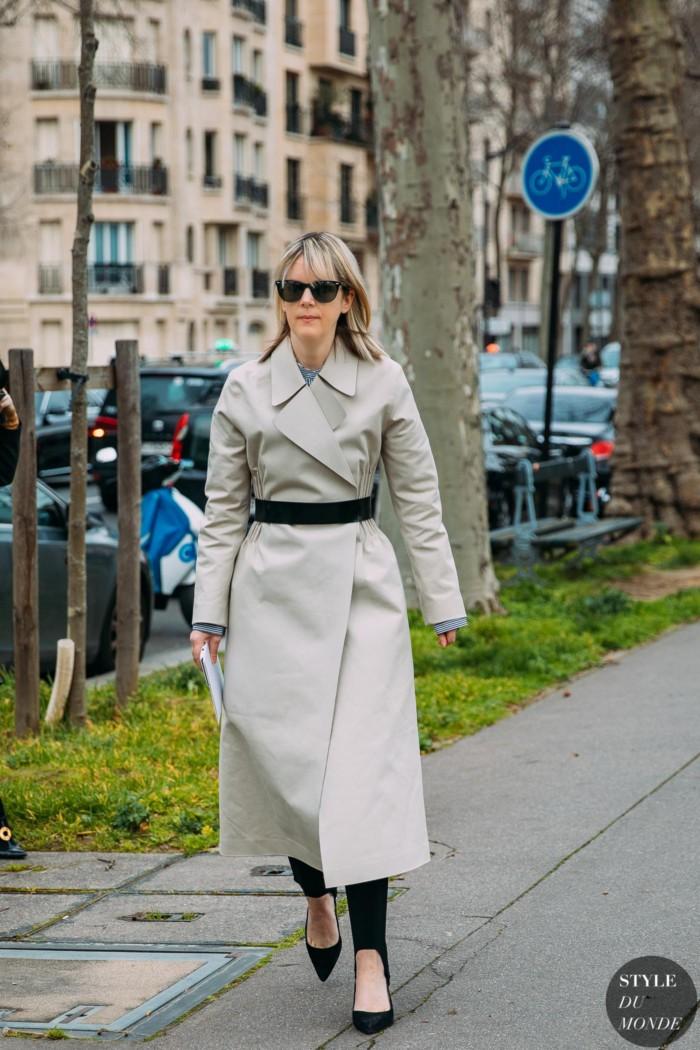 Paris FW 2020 Street Style: Laura Ingham