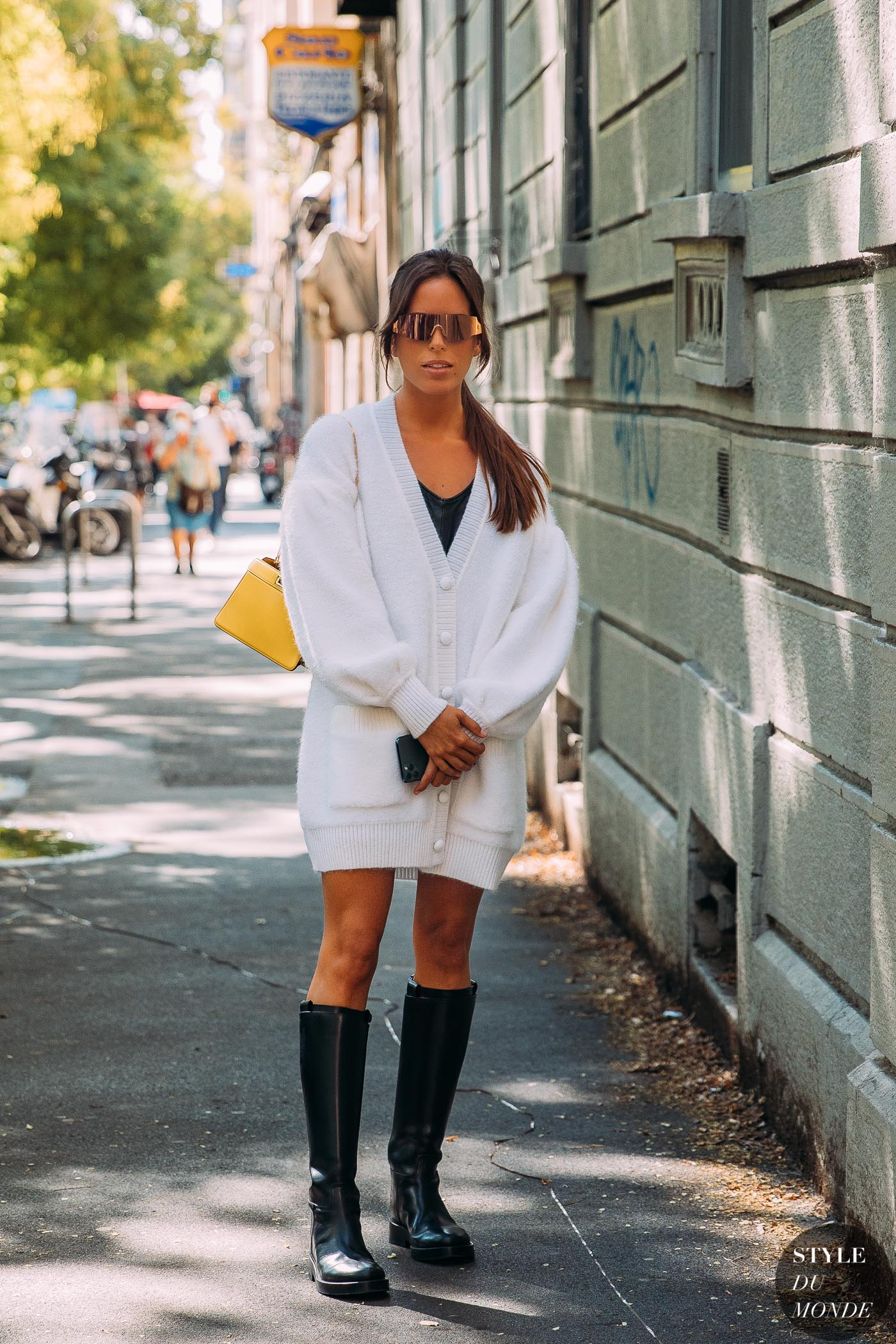 Milan SS 2021 Street Style: Nina Urgell Cloquell