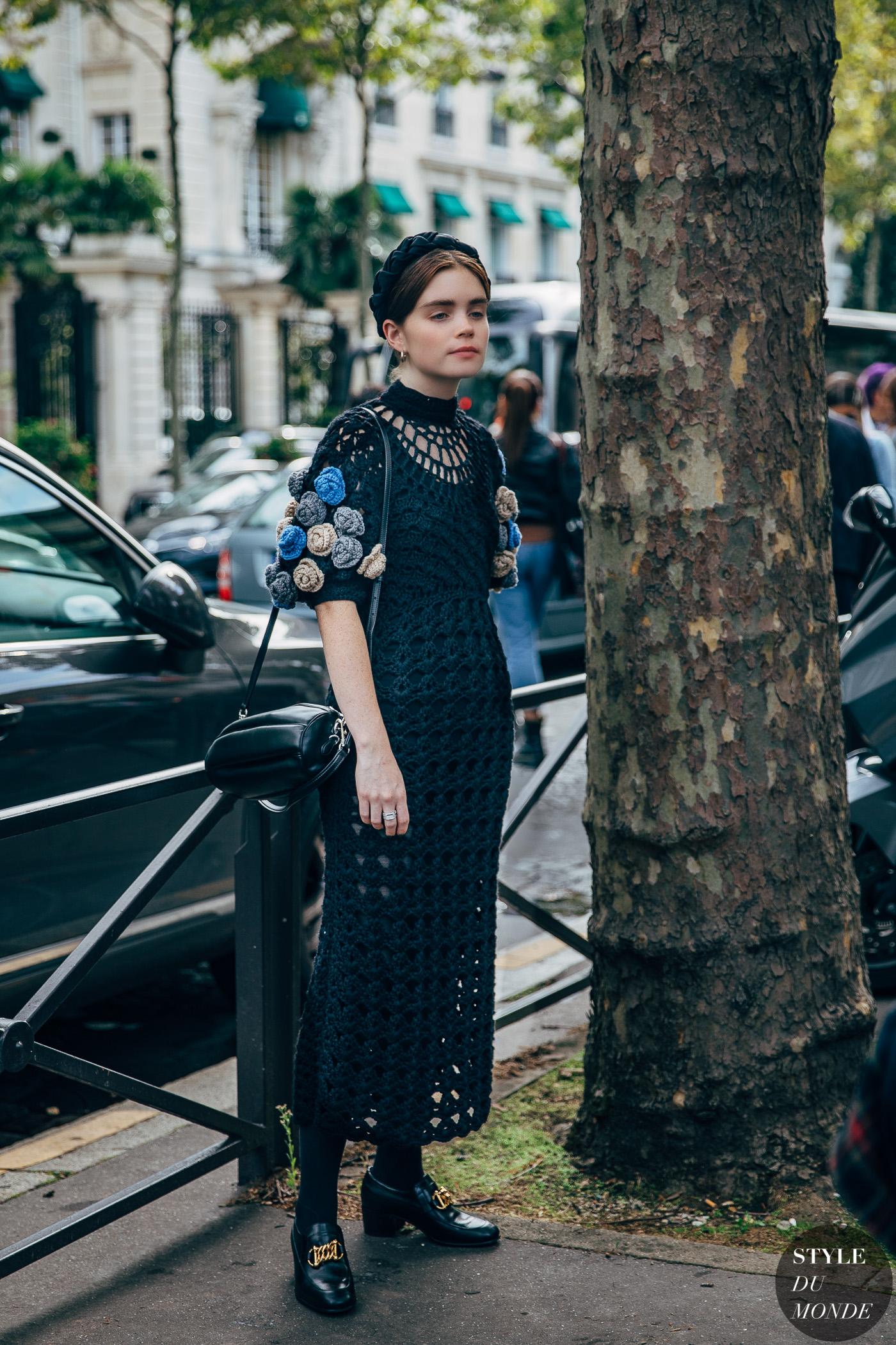 Paris SS 2020 Street Style: Reese Blutstein
