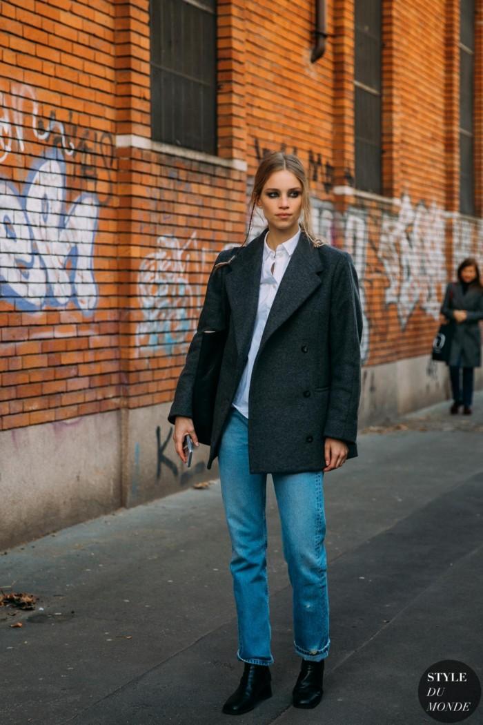 Milan Fall 2020 Street Style: Rebecca Leigh Longendyke