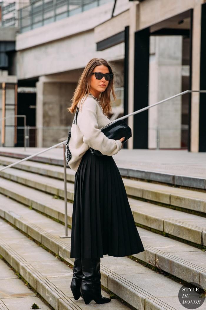 Paris FW 2020 Street Style: Sophia Roe
